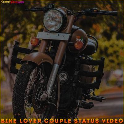Bullet Bike Lovers Status Video