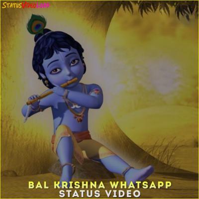 Bal Krishna Whatsapp Status Video